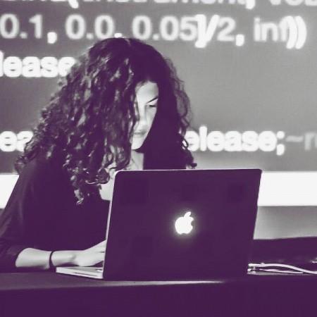 Александра Карденас, фото предоставлено спикером