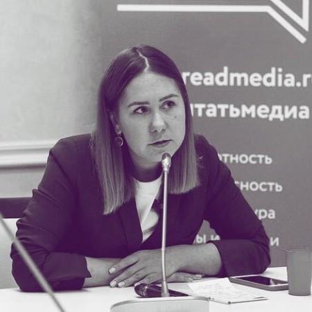 Екатерина Сивякова, фото предоставлено спикером